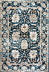 Dynamic Rugs Evolution 4773-550 Navy Area Rug