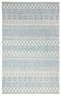 Dynamic Rugs Galleria 7863-500 Blue Area Rug