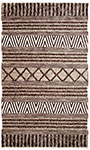 Dynamic Rugs Heirloom 91003-109 Charcoal Ivory Area Rug