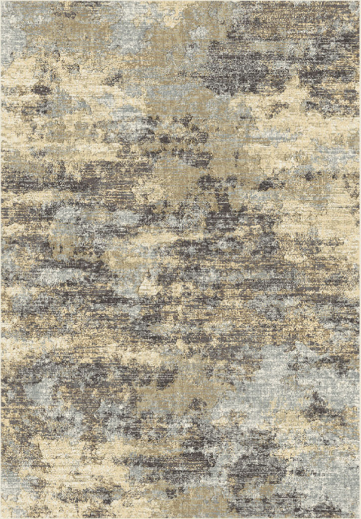 Dynamic Rugs Horizon 989783 6220 Taupe Cream Area Rug