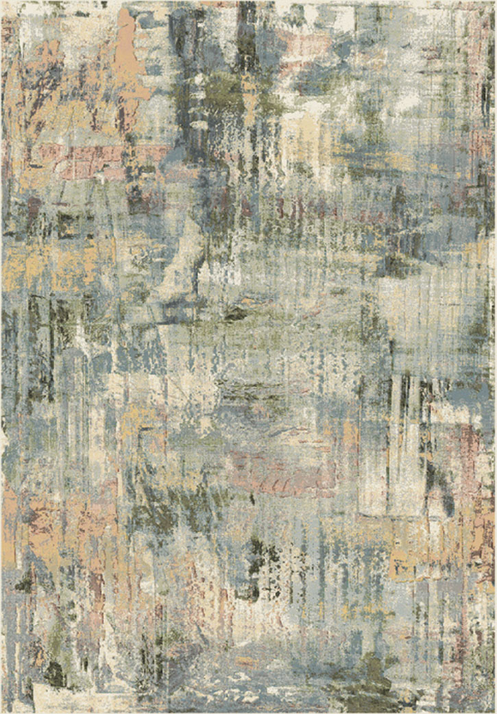 Dynamic Rugs Horizon 989805 6260 Multi Area Rug