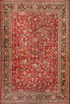Dynamic Rugs Illusion 8877-300 Red Area Rug
