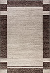 Dynamic Rugs Infinity 32235-6296 Silver Black Area Rug