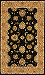 Dynamic Rugs Jewel 70230-092 Black Area Rug