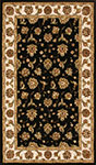Dynamic Rugs Jewel 70231-090 Black Area Rug