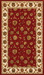 Dynamic Rugs Jewel 70231-330 Red Area Rug