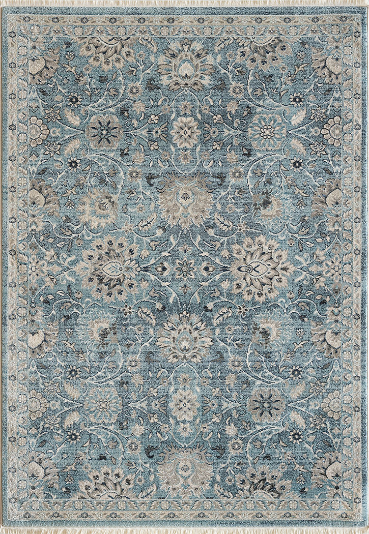 Dynamic Rugs Juno 6883 500 Light Blue Area Rug