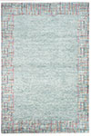 Dynamic Rugs Mehari 23152-4141 Teal Area Rug
