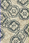 Dynamic Rugs Melody 985013-109 Ivory Area Rug