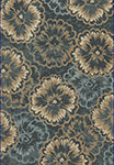 Dynamic Rugs Melody 985013-554 Anthracite Area Rug