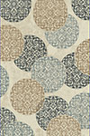 Dynamic Rugs Melody 985014-118 Ivory Area Rug