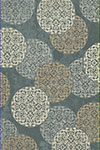 Dynamic Rugs Melody 985014-997 Blue Area Rug