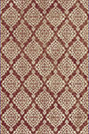 Dynamic Rugs Melody 985015-619 Terracotta Area Rug