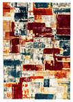 Dynamic Rugs Mod 28987-992 Multi Area Rug