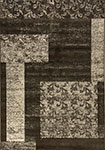 Dynamic Rugs Mysterio 1207-900 Silver Area Rug