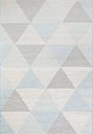 Dynamic Rugs Newport 96004-5002 Blue/Ivory Area Rug