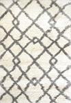 Dynamic Rugs Nitro Lux 6361-190 Ivory/Grey Area Rug