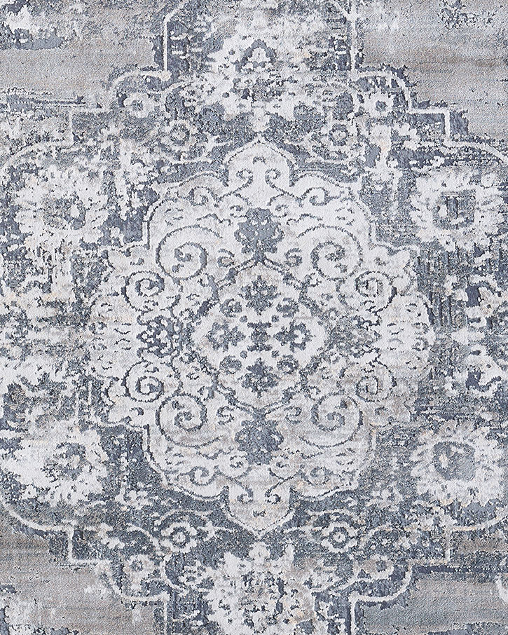 Dynamic Rugs Onyx 6864 109 Cream Grey Area Rug