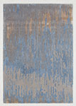 Dynamic Rugs Opal 1852-590 Blue Gold Area Rug
