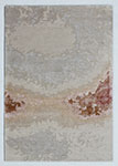 Dynamic Rugs Opal 1854-111 Beige Rust Area Rug