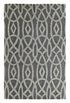 Dynamic Rugs Palace 5570-101 Grey Area Rug
