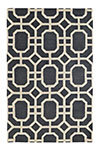 Dynamic Rugs Palace 5599-717 Grey Ivory Area Rug