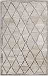 Dynamic Rugs Posh 7801-717 Ivory Grey Area Rug