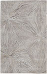 Dynamic Rugs Posh 7802-717 Grey Area Rug