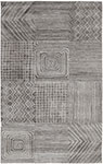 Dynamic Rugs Posh 7804-719 Dark Grey Area Rug