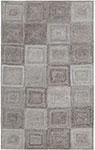 Dynamic Rugs Posh 7805-717 Grey Area Rug