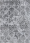 Dynamic Rugs Posh 7814-900 Grey Area Rug