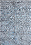 Dynamic Rugs Posh 7815-950 Grey Blue Area Rug