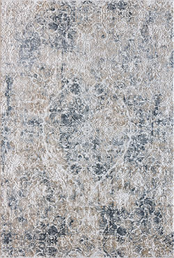 Dynamic Rugs Quartz 27040-115 Light Beige/Blue Area Rug