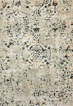 Dynamic Rugs Quartz 25010-190 Light Grey Area Rug