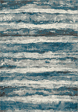 Dynamic Rugs Regal 89801-5989 Blue/Grey Area Rug