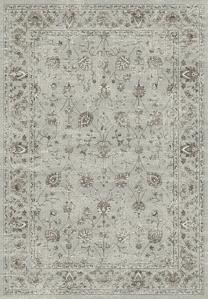 Dynamic Rugs Regal 88912-5959 Silver Area Rug