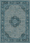 Dynamic Rugs Regal 88910-4989 Blue Area Rug
