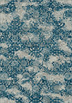 Dynamic Rugs Regal 89536-8959 Blue Grey Area Rug