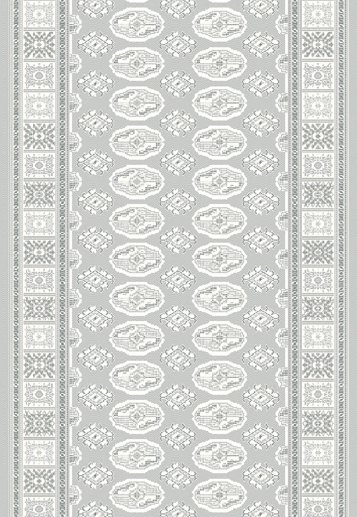 Imperial 12146 900 Grey 2 2 Quot Wide Runner By Dynamic Rugs