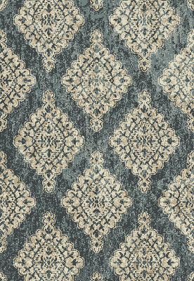 Melody 985015 119 Blue 2 7 Quot Wide Runner By Dynamic Rugs
