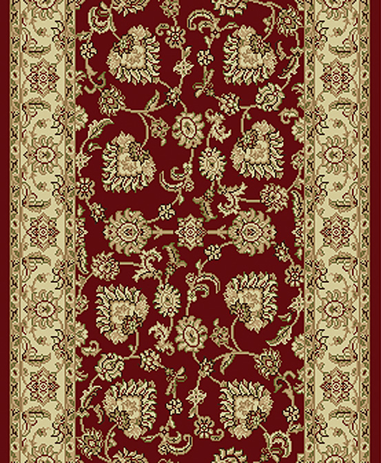 Legacy 58020 330 Red 2 2 Quot Wide Runner By Dynamic Rugs