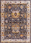 Dynamic Rugs Signature 5340-999 Black Multi Area Rug