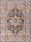 Dynamic Rugs Signature 5342-579 Blue Tan Multi Area Rug