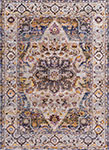 Dynamic Rugs Signature 5342-599 Blue Multi Area Rug