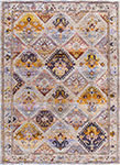Dynamic Rugs Signature 5343-519 Light Blue Multi Area Rug