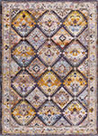 Dynamic Rugs Signature 5343-999 Black Multi Area Rug
