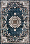 Dynamic Rugs Venice 1158-505 Light Blue Area Rug