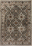 Dynamic Rugs Venice 1578-105 Cream Blue Area Rug