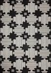 Dynamic Rugs Villa 1644-910 Ivory/Black Area Rug