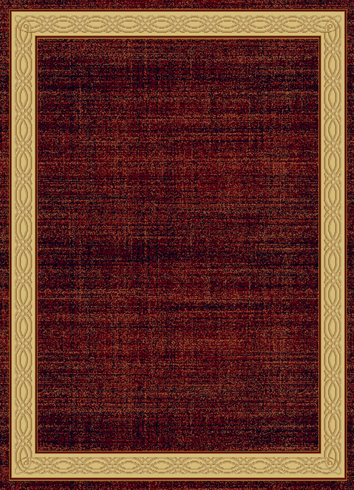 Dynamic Rugs Yazd 1770-310 Red Area Rug